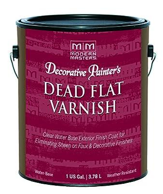 Modern Masters Dead Flat Varnish