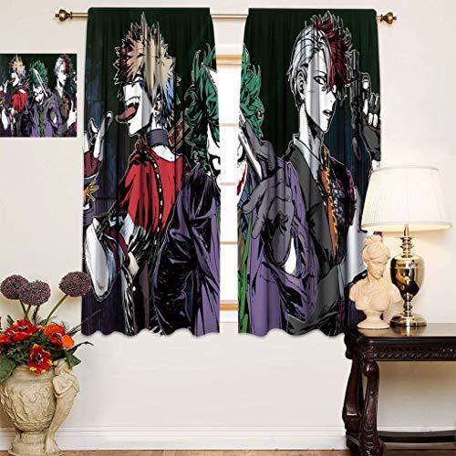 51eRPsThLKL Harley Quinn  Curtains