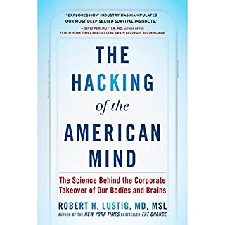 The Hacking of the American Mind cover art