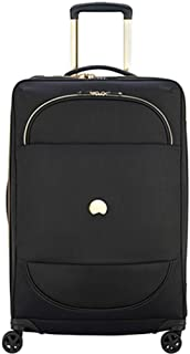 DELSEY Paris Montrouge Softside Expandable Luggage with Spinner Wheels