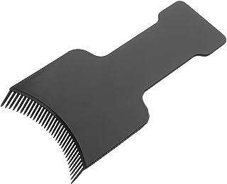 Perfk サロン ヘアカラー ボード ヘアカラーティント 美容 ヘア 染色 ツール ブラック 全4サイズ - S