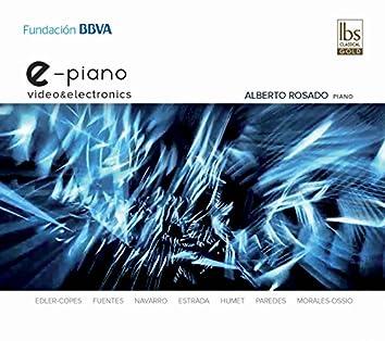 E-Piano Video & Electronics (Audio Version)