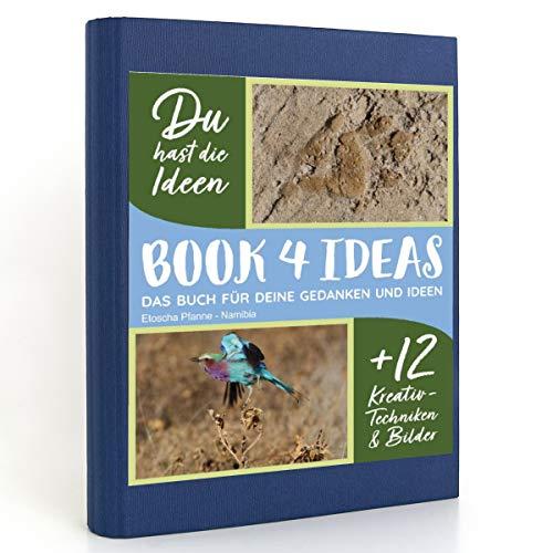 BOOK 4 IDEAS modern | Etoscha Pfanne - Namibia, Eintragbuch mit Bildern