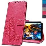 MRSTER Huawei P9 Lite Mini Wallet Case Leather, Premium PU