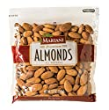 Mariani Nut Company Whole Almonds Laydown Ziplock, 12 oz