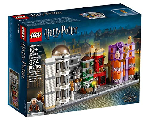 LEGO Harry Potter 40289 - Winkelgasse (Diagon Alley)