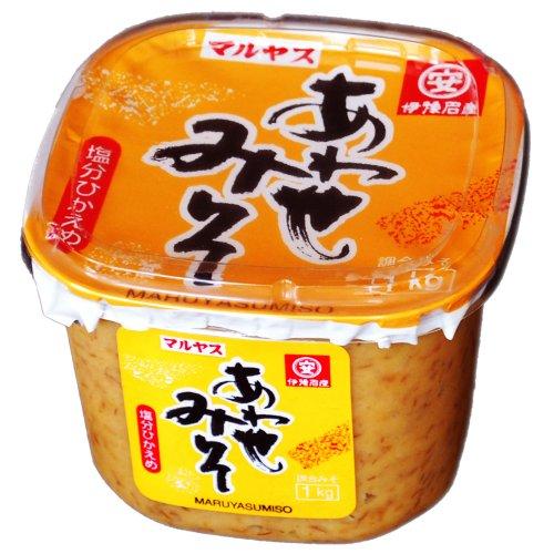 マルヤス味噌 合わせ味噌 カップ入 1kg×8個