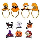NA Diadema de Bruja Halloween 10PCS...