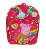 Peppa Pig Mochila Infantil, Rosa (Rosa) - PEPPA001322