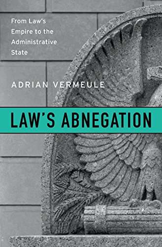 Law's Abnegation (English Edition)