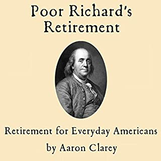 Poor Richard's Retirement audiobook cover art