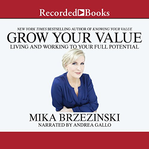 Grow Your Value audiobook cover art