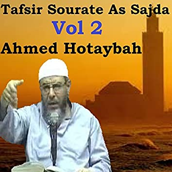 Tafsir Sourate As Sajda Vol 2 (Quran)