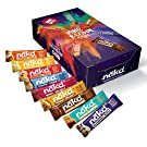 Nakd Mind Blown Mixed Case -  Vegan - Gluten Free - Healthy Snack, 35 g (Pack of 18 Assorted)