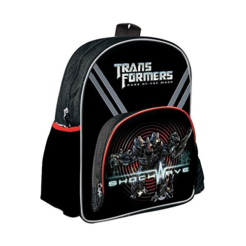 Transformers - Starpak Enfants Sac à dos sport loisirs Design Transformateurs Shockwave