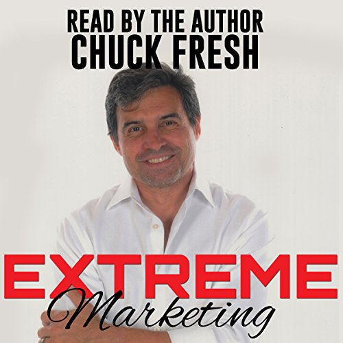 Extreme Marketing audiobook cover art