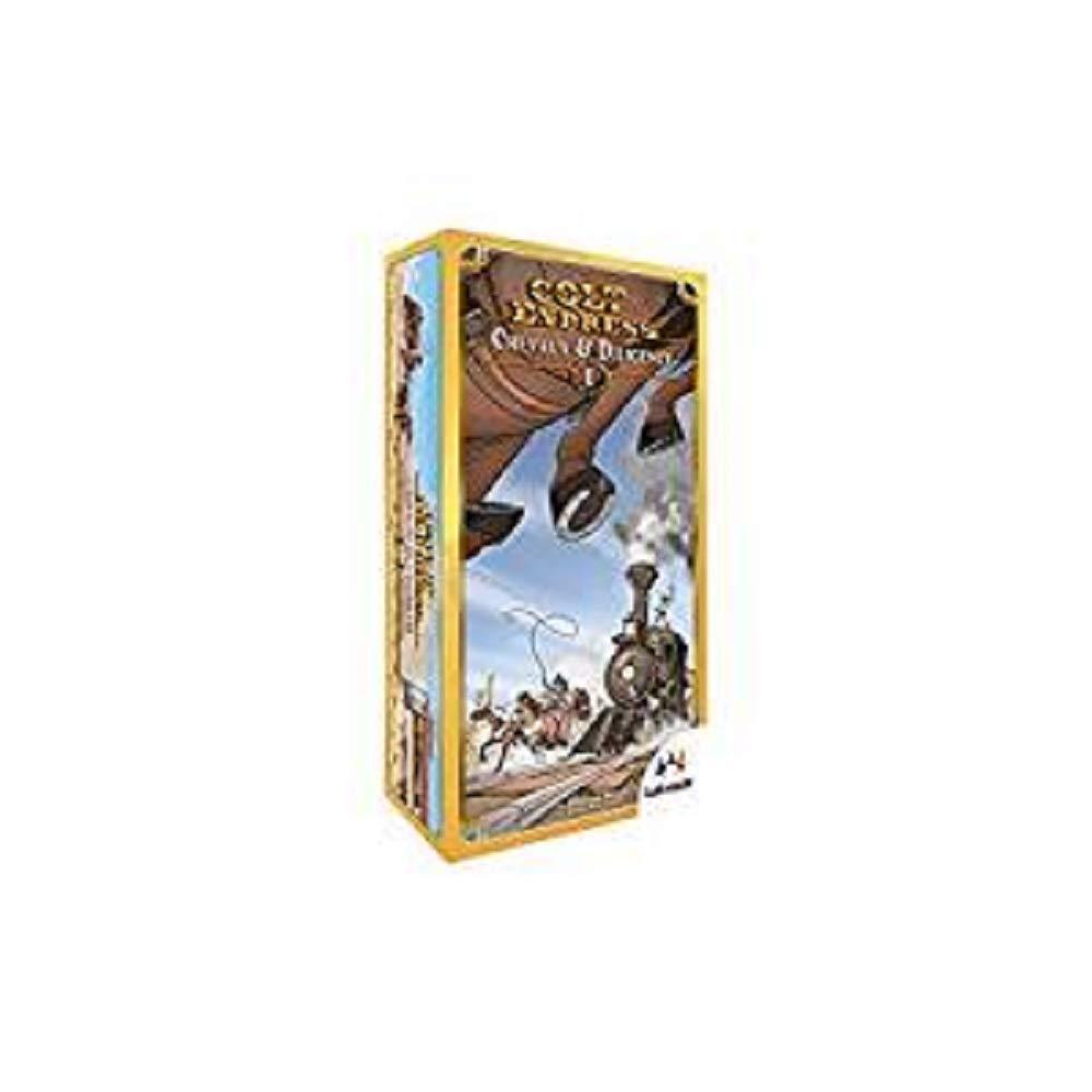 Asmodee Juego de Estrategia Colt Express: Amazon.es: Juguetes y juegos