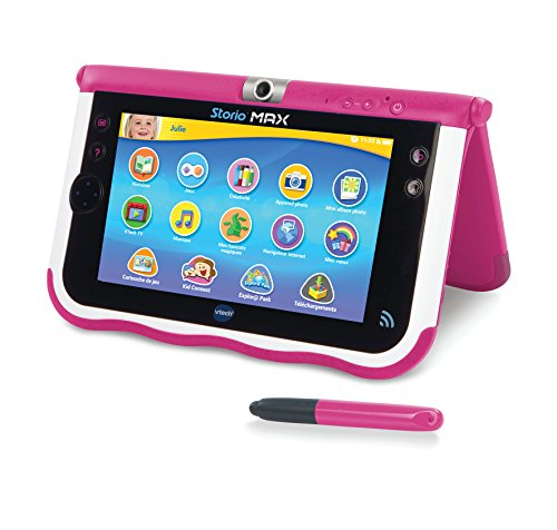 Vtech - 166855 - Tablette tactile - Storio Max 7 - Rose