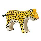 Holztiger luipaard