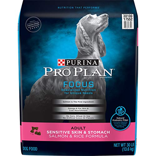 Purina Pro Plan Sensitive Stomach Dry Dog Food,...