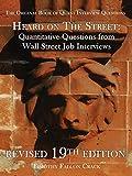 Best Book for IB Interviews (Quantitative)
