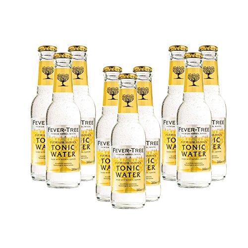 Fever Tree Premium Indian Tonic Water (9x0,2l) inc. 1.35€ MEHRWEG Pfand