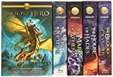 Heroes of Olympus Hardcover Boxed Set (The Heroes of Olympus)