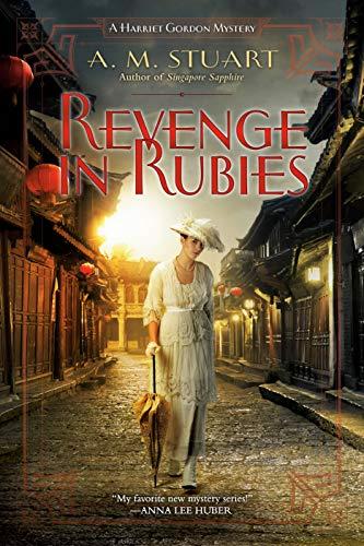Revenge In Rubies by A M Stuart