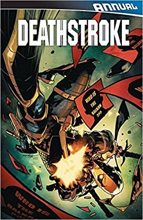 Deathstroke Annual #2 Comic Book