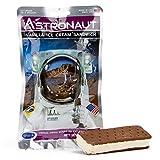 GLACE ASTRONAUTE VANILLE nourriture de l'espace astronaut ice cream nasa food...