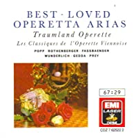 Best Loved Operetta Arias by Popp