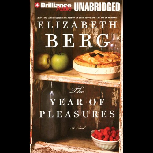 The Year of Pleasures  audiobook cover art