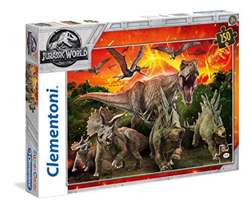 Clementoni 29752 Jurassic World-250 T (8005125297528)