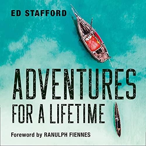 Adventures for a Lifetime cover art