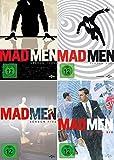Mad Men Staffel 3-6 (16 DVDs)