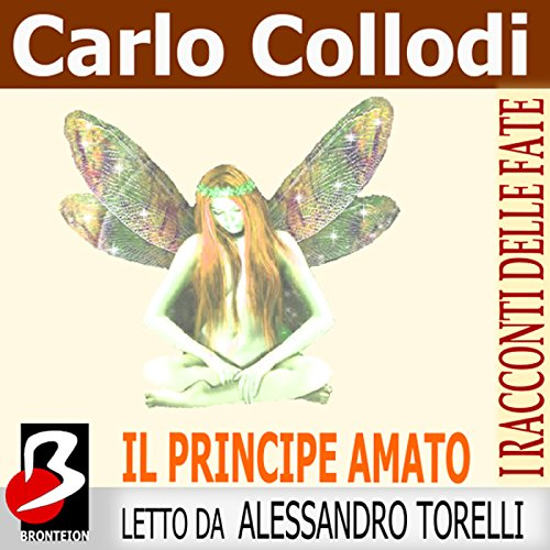 Il principe Amato [Prince Amato] audiobook cover art