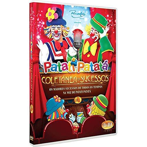 CD + DVD Patati Patatá - Coletânea de Sucessos