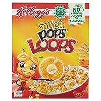 Kellogg's Honey Bsss Loops 375 g