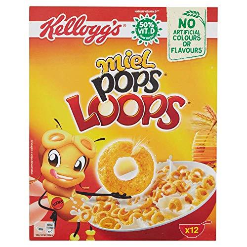 Kellogg's Honey Loops 375g