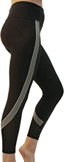 High Waist Wrap Around Track 7/8 Legging