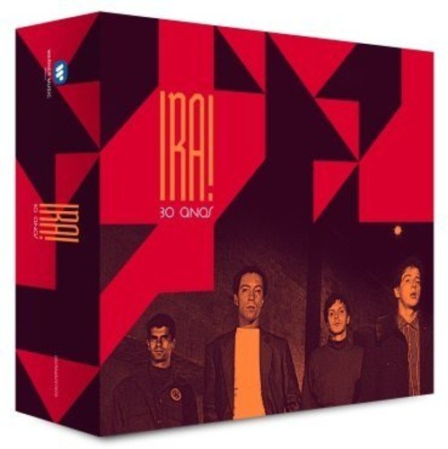 Ira! - Box 4 CDs - Ira 30 Anos