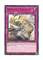 遊戯王 英語版 MAGO-EN109 Darklord Rebellion 背徳の堕天使 (レア:ゴールド) 1st Edition