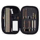 Raiseek Gun Cleaning Kit Gun Cleaning 22 5.56 Bronze Brushes