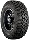 Mastercraft Courser MXT Mud Terrain Radial Tire - 33/125R15 108Q