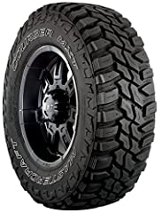 1 X Mastercraft COURSER MXT 31/10.50R15LT OWL C/6 All Season Performance Tires