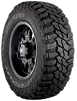 Mastercraft Courser MXT Mud Terrain Radial Tire - 33/125R15 108Q