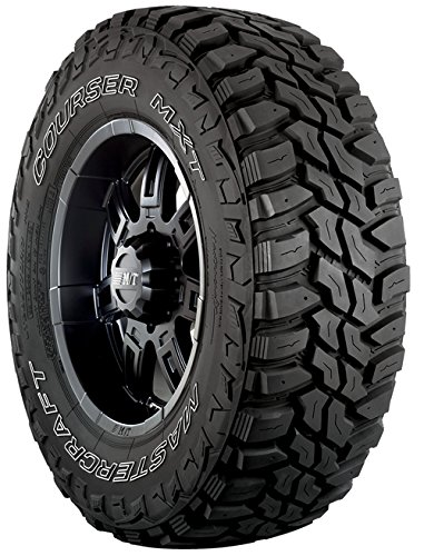 Mastercraft Courser MXT Mud Terrain Radial Tire - 35/125R20 121Q