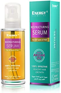 Energy Cosmetics Restructuring Serum with Argan Oil, 60 ml