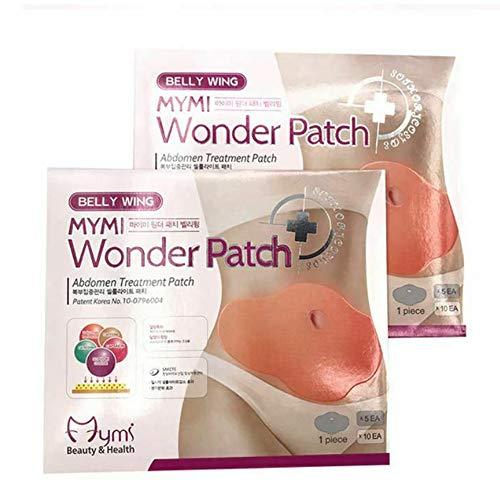 25Pcs Body Slimming Patch, Fettverbrennung Bauch, Für Bierbauch, Eimer Taille, Bauchfett, Schnelles Abnehmen