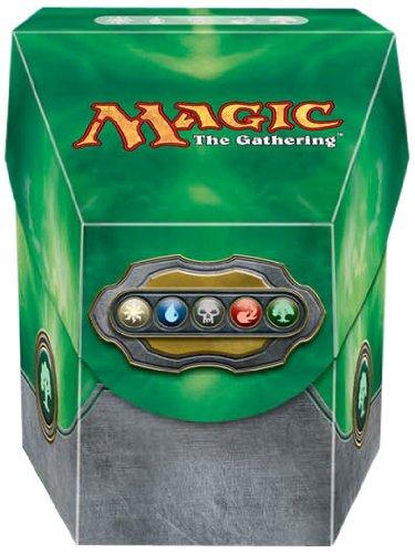 Ultra Pro - Magic the Gathering boîte pour cartes Commander Deck Box verte